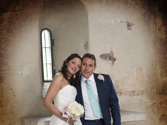 Il matrimonio di Simone e Clarissa a Renate, Monza e Brianza 27