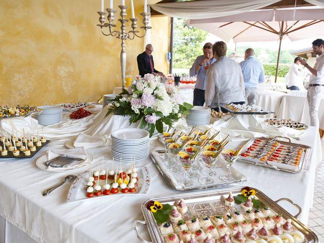 Il matrimonio di Simone e Clarissa a Renate, Monza e Brianza 37