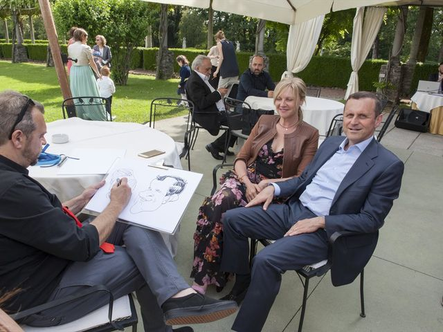 Il matrimonio di Simone e Clarissa a Renate, Monza e Brianza 49