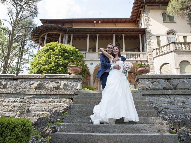 Il matrimonio di Simone e Clarissa a Renate, Monza e Brianza 52