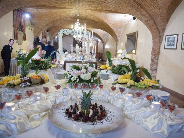 Il matrimonio di Simone e Clarissa a Renate, Monza e Brianza 59