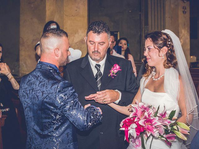 Il matrimonio di Salvo e Simona a Alessandria, Alessandria 20
