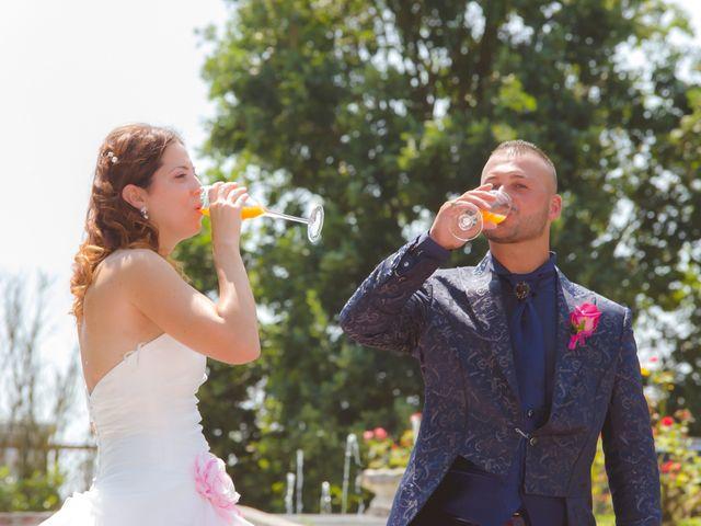 Il matrimonio di Salvo e Simona a Alessandria, Alessandria 36