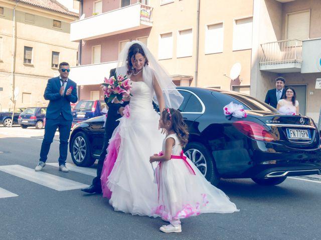 Il matrimonio di Salvo e Simona a Alessandria, Alessandria 84