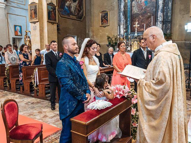 Il matrimonio di Salvo e Simona a Alessandria, Alessandria 85