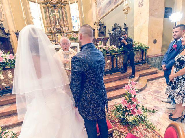 Il matrimonio di Salvo e Simona a Alessandria, Alessandria 86