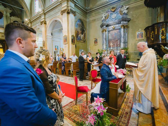 Il matrimonio di Salvo e Simona a Alessandria, Alessandria 88