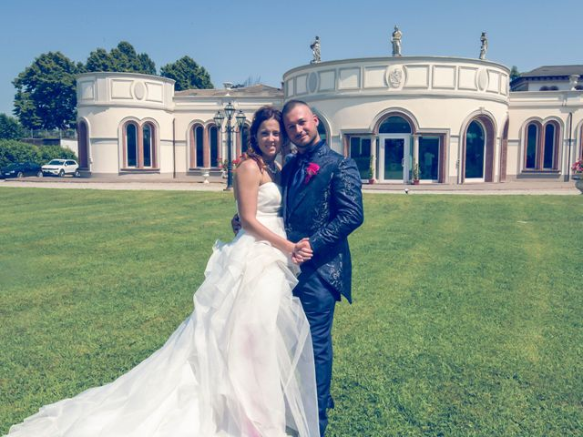 Il matrimonio di Salvo e Simona a Alessandria, Alessandria 99
