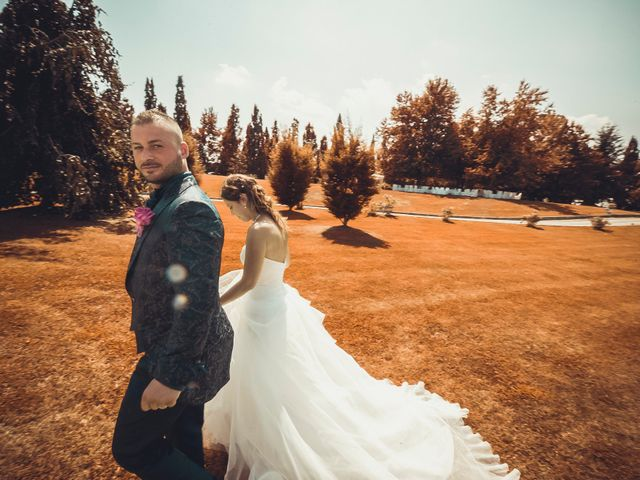 Il matrimonio di Salvo e Simona a Alessandria, Alessandria 100