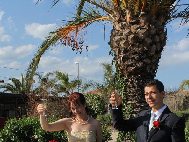 Il matrimonio di Adele e Enzo a Milo, Catania 4