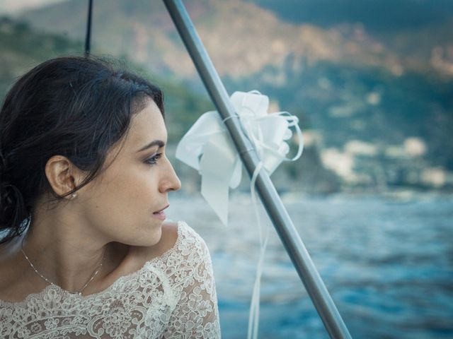 Il matrimonio di Gianluca e Grazia a Ravello, Salerno 11