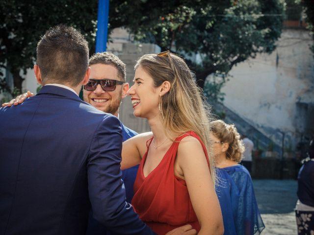 Il matrimonio di Gianluca e Grazia a Ravello, Salerno 17