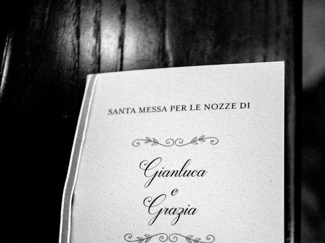 Il matrimonio di Gianluca e Grazia a Ravello, Salerno 18