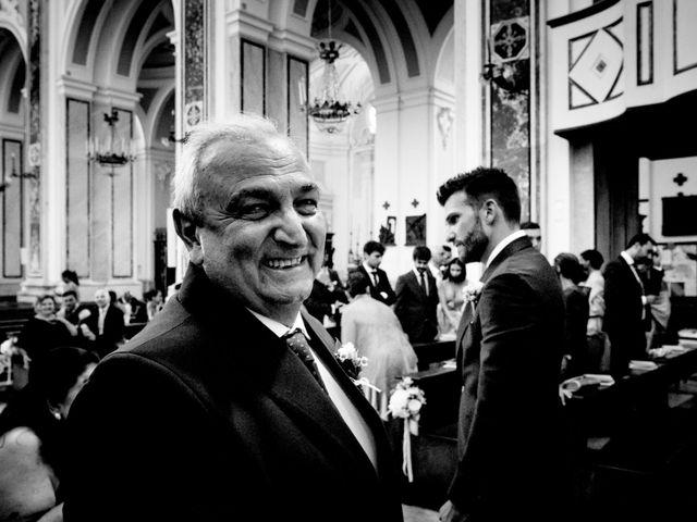 Il matrimonio di Gianluca e Grazia a Ravello, Salerno 19