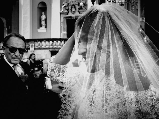 Il matrimonio di Gianluca e Grazia a Ravello, Salerno 20