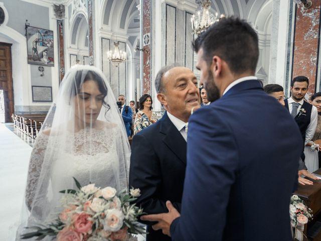 Il matrimonio di Gianluca e Grazia a Ravello, Salerno 21