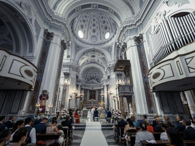 Il matrimonio di Gianluca e Grazia a Ravello, Salerno 22