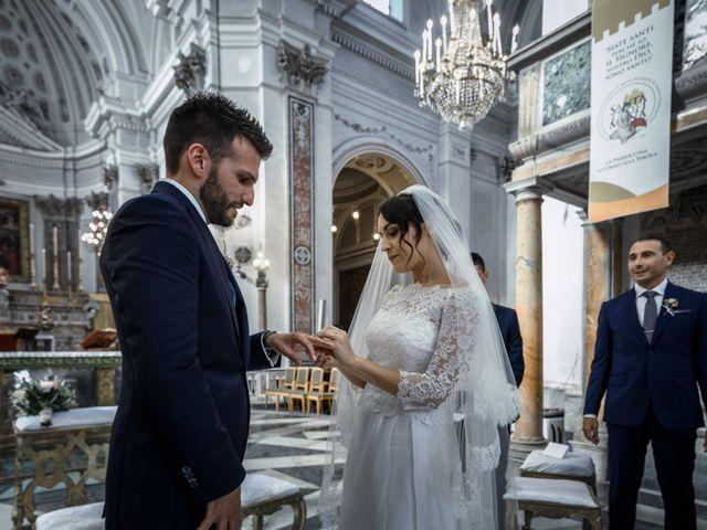 Il matrimonio di Gianluca e Grazia a Ravello, Salerno 24