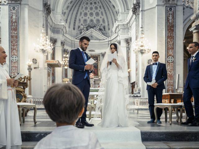 Il matrimonio di Gianluca e Grazia a Ravello, Salerno 25
