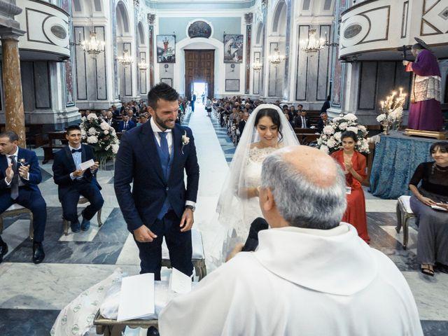 Il matrimonio di Gianluca e Grazia a Ravello, Salerno 26