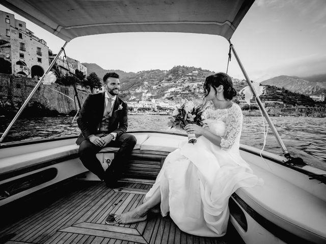 Il matrimonio di Gianluca e Grazia a Ravello, Salerno 29