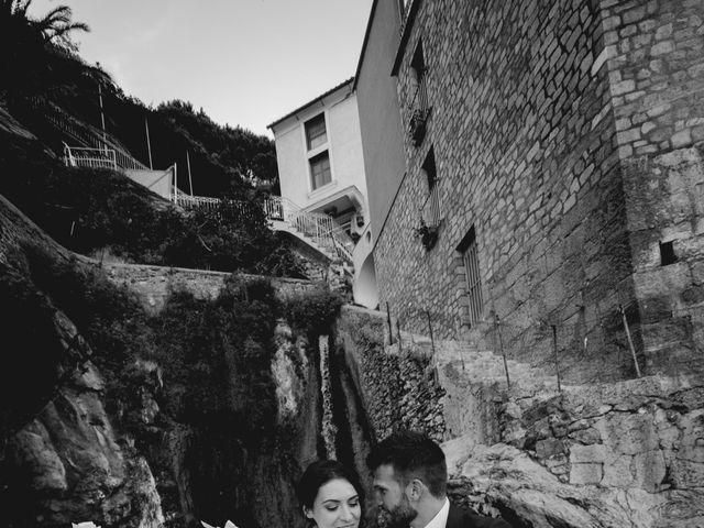 Il matrimonio di Gianluca e Grazia a Ravello, Salerno 30