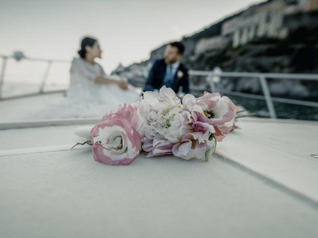 Il matrimonio di Gianluca e Grazia a Ravello, Salerno 31