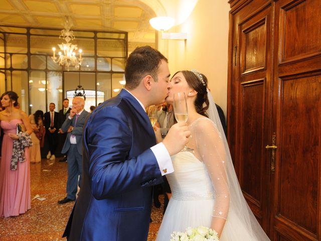 Il matrimonio di Andrea e Sophie a Castel Maggiore, Bologna 11
