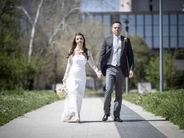 Le nozze di Maria Grazia e Francesco