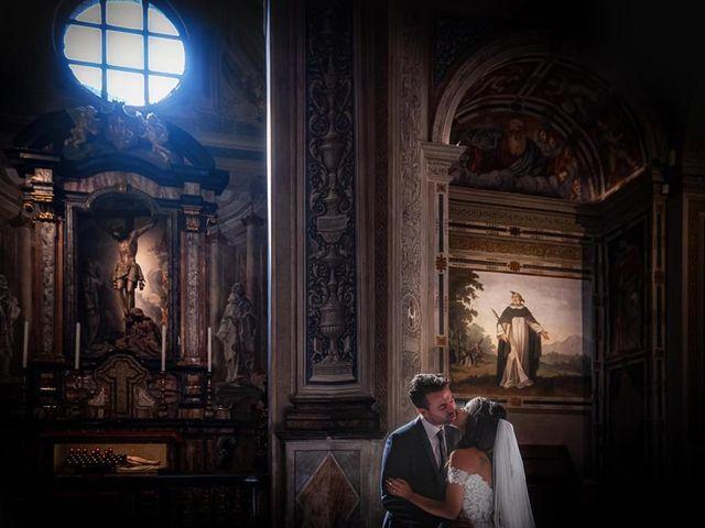 Il matrimonio di Simone e Sara a Legnano, Milano 2