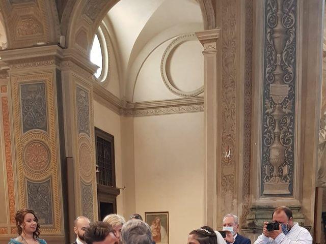 Il matrimonio di Simone e Sara a Legnano, Milano 5