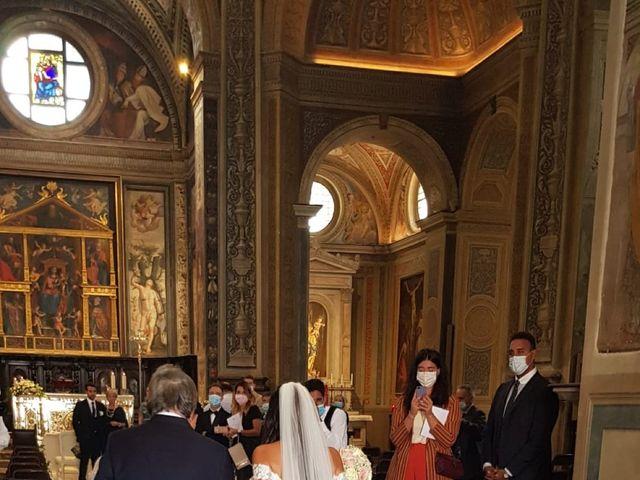 Il matrimonio di Simone e Sara a Legnano, Milano 6