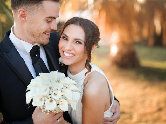 Le nozze di Teresa e Gaetano