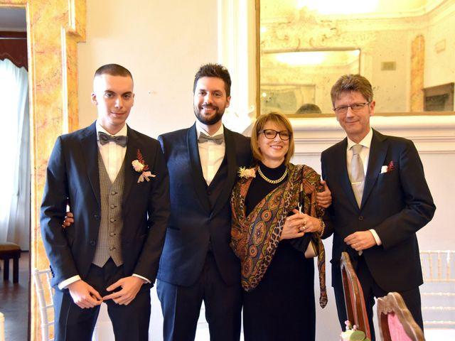 Il matrimonio di Emanuele e Francersca a Gubbio, Perugia 2