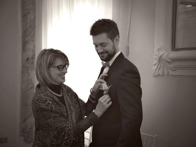 Il matrimonio di Emanuele e Francersca a Gubbio, Perugia 7