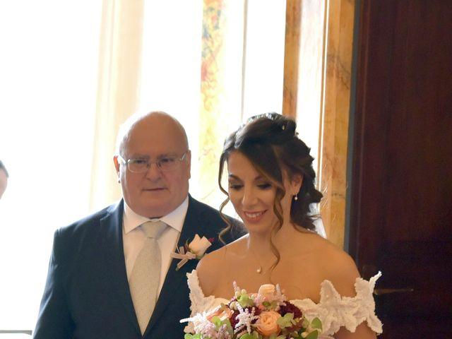 Il matrimonio di Emanuele e Francersca a Gubbio, Perugia 10