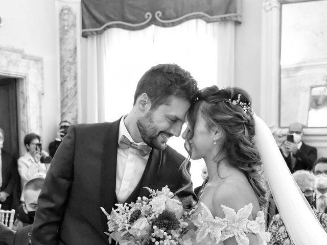 Il matrimonio di Emanuele e Francersca a Gubbio, Perugia 11