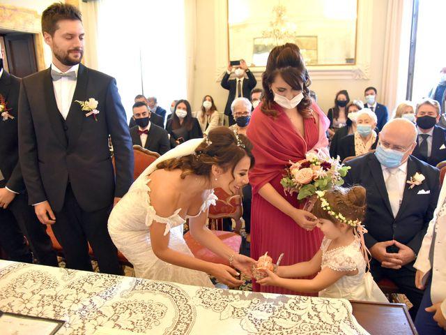 Il matrimonio di Emanuele e Francersca a Gubbio, Perugia 19