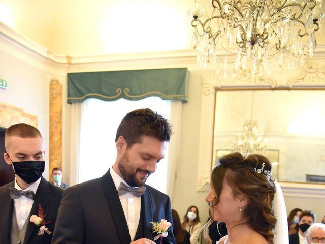 Il matrimonio di Emanuele e Francersca a Gubbio, Perugia 21