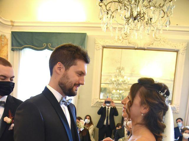 Il matrimonio di Emanuele e Francersca a Gubbio, Perugia 22