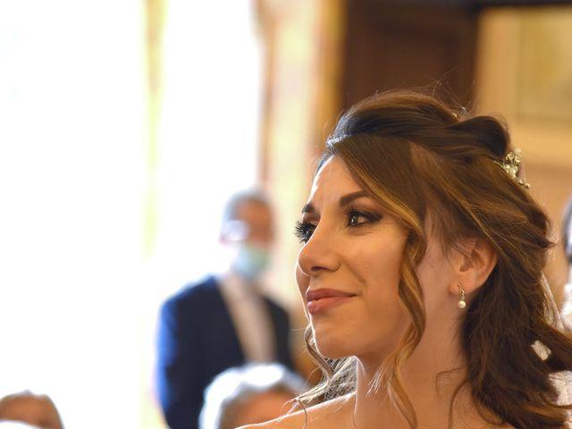 Il matrimonio di Emanuele e Francersca a Gubbio, Perugia 24
