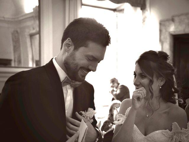 Il matrimonio di Emanuele e Francersca a Gubbio, Perugia 25