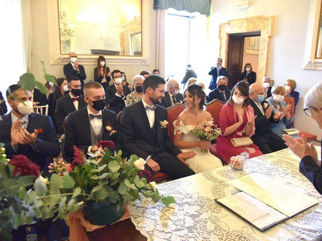 Il matrimonio di Emanuele e Francersca a Gubbio, Perugia 28
