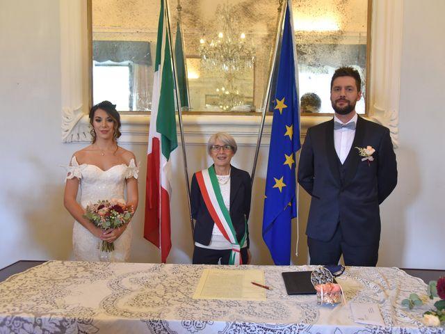 Il matrimonio di Emanuele e Francersca a Gubbio, Perugia 32