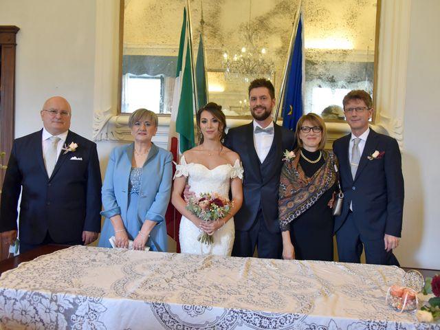 Il matrimonio di Emanuele e Francersca a Gubbio, Perugia 33