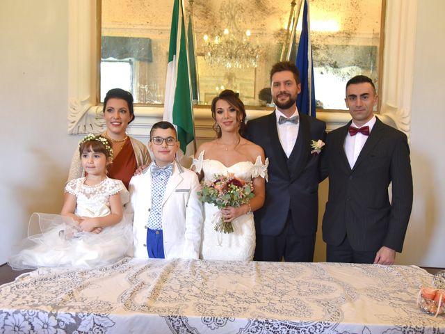 Il matrimonio di Emanuele e Francersca a Gubbio, Perugia 35