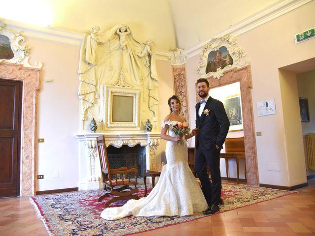 Il matrimonio di Emanuele e Francersca a Gubbio, Perugia 46