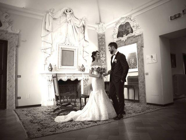 Il matrimonio di Emanuele e Francersca a Gubbio, Perugia 47