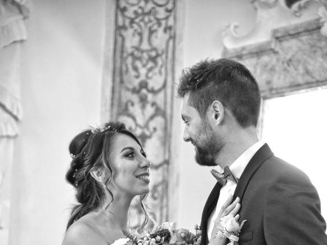 Il matrimonio di Emanuele e Francersca a Gubbio, Perugia 48