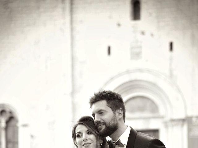 Il matrimonio di Emanuele e Francersca a Gubbio, Perugia 62